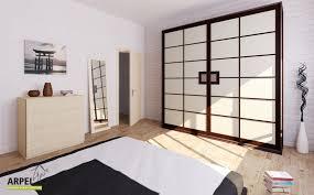 costruire letto giapponese idee per una da letto in stile zen