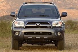 2007 toyota 4runner information and photos zombiedrive