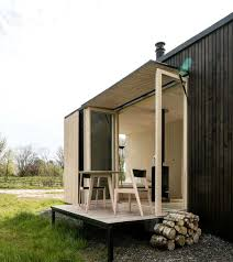tiny home luxury ark shelter tiny home provides luxury off grid living off grid world