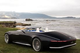 future mercedes benz cars mercedes maybach 6 cabriolet future of luxury cars