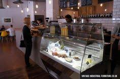 Glass Display Cabinet For Cafe Rigazzi Cafe Servery Counter Display Cafe Servery Counter And