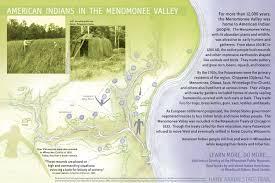 Taste Of Chicago Map Menomonee Valley Partners Valley History