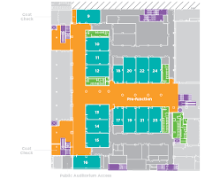 facility floor plan floor plans the facility cleveland convention center