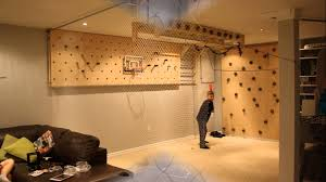 basement batting cage youtube