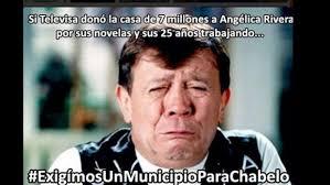 Latina Memes - la despedida de chabelo en memes humor