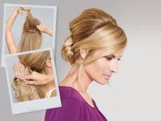 Hochsteckfrisuren Anleitung F Kurze Haare by Anleitungen Für Tolle Hochsteckfrisuren Für Sie