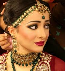 image best bridal makeup vidya tikari1 weddingplz delhi