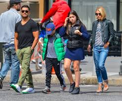 Kelly Ripa Children Pictures 2014 | lola consuelos photos photos kelly ripa family out for lunch in
