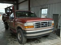 Ford Truck Interior Used 1997 Ford Truck Ford F350 Pickup Interior Dash Panel Dash Pa