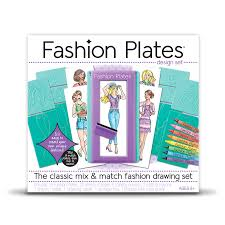 fashion plates design kit meijer com