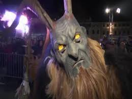 what is the krampus devil terrifying christmas tradition sees