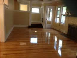 Prefinished Laminate Flooring Hardwood Floor Installation And Unfinished Brown Wooden Plank