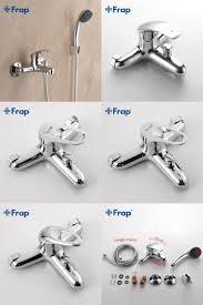 869 best bathroom fixtures images on pinterest visit to buy frap classic bathroom shower faucet bath faucet mixer tap with hand