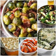 vegetable thanksgiving sides 25 most pinned side dish recipes for thanksgiving and christmas