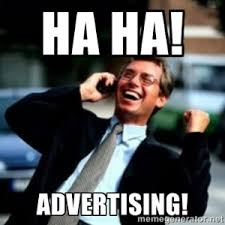 Advertising Meme - advertising doesn t have to be expensive the competitive advantage