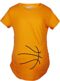 halloween pregnancy shirts maternity basketball bump announcement funny pregnancy gift tee