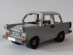 trabant lego trabant 601 lego autohof pinterest lego lego vehicles