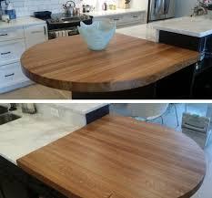 Countertop Cutting Board Quartersawn Oak Cutting Board Maryland Wood Countertops