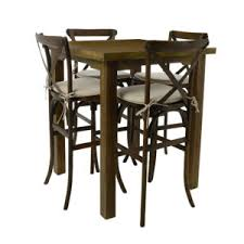 table and chair rentals denver rustic party furniture rentals denver