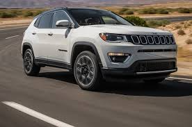 2018 jeep tomahawk 2017 jeep compass trailhawk first drive compass finally finds some