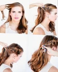Hochsteckfrisurenen Mittellange Haare Selbstgemacht by Hochsteckfrisur Selbst Gemacht Unsere Top 10