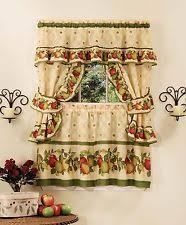 Grapes Kitchen Curtains Fruit Kitchen Curtains Ebay