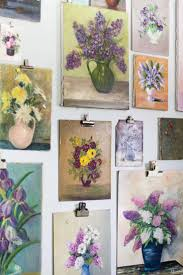 hanging canvas art without frame 5 alternatives for hanging art without frames hanging art