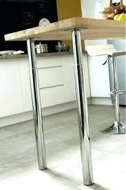 pied bar cuisine plan de travail sur pied cuisine table de cuisine plan de travail