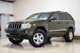 2006 jeep grand limited 5 7 hemi 2006 jeep grand limited lifted quadra drive ii 4wd hemi