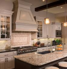 kitchen without cabinets kitchen contemporary with orange pocket door