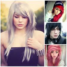 Emo Hairstyles For Girls With Medium Hair by Emo Hairstyles Hairstyles 2017 New Haircuts And Hair Colors From