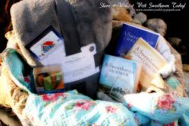 Book Gift Baskets To Thank You Win A Big Book Lover U0027s Gift Basket Telling Stories