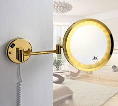 magnifying bathroom mirrors bathroom mirror defogger