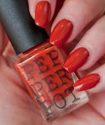burnt orange nail polish 5 free nail polish indie nail lacquer