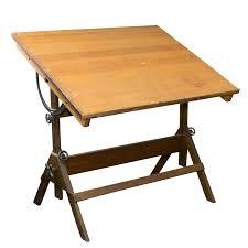 Dietzgen Drafting Table Vintage Dietzgen Drafting Table Ebth