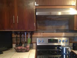 kitchen wood stove backsplash kitchen idea dark rustic m wood