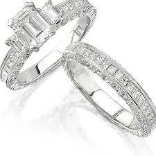platinum wedding ring sets k antique style platinum engagement ring setting and