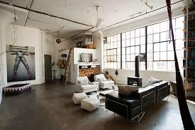 industrial interior loft brooklyn industrial interior 04 trendland