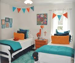 Awesome Bedroom Ideas For Small Rooms Fringed Bright Orange Marble Floors In Bedroom