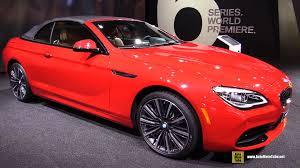 2015 bmw 650i convertible 2016 bmw 650i convertible exterior and interior walkaround