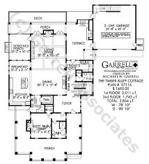 house plans with kitchen in front timber bluff cottage house plan craftsman house plans