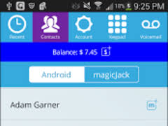 magicjack app android magicapp calling messaging free