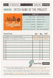 22 best fancy business forms images on pinterest invoice design