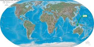 Batavia World Map by Kiva Fellows Blog Introducing Timor Leste Kiva