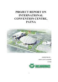 industrial training report on international convention center patn u2026