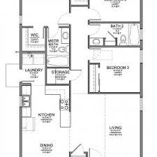 single house floor plans excellent 3 bedroom house floor plans single 3d photo