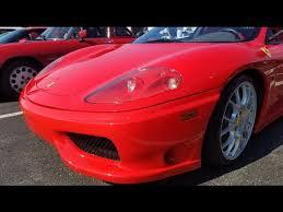 Ferrari 360 Interior Ferrari 360 Challenge Stradale Interior Engine Wheels Youtube