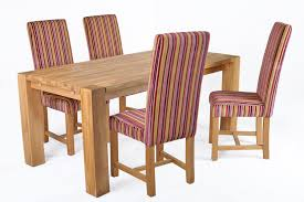 splendid oak dining table u0026 chairs inspiring extending and fabric
