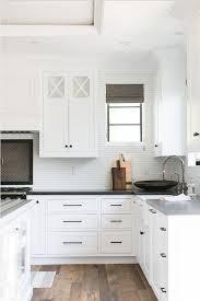 best hardware for black kitchen cabinets black hardware kitchen cabinet ideas the inspired room