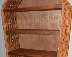 Nautical Bookcase Boat Shelf Etsy
